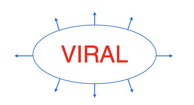 Cómo ser viral