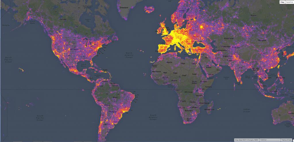 Lugares más fotografiados del mundo