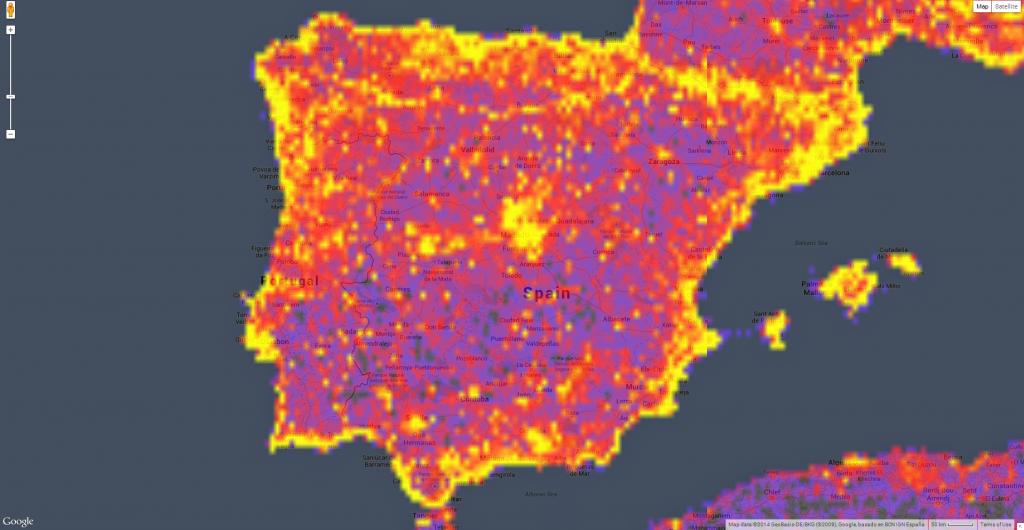 Lugares más fotografiados de España