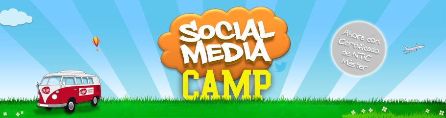 Social Media camp en zaragoza