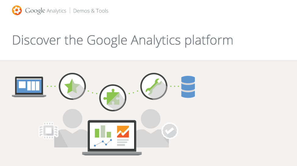 google analytics & tools