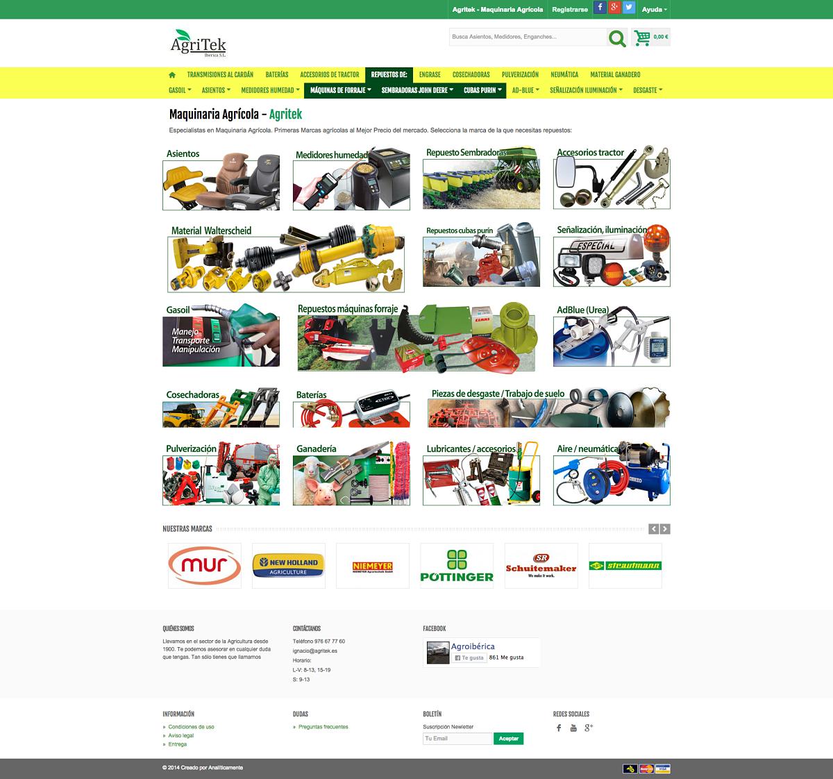 nuevo diseño web