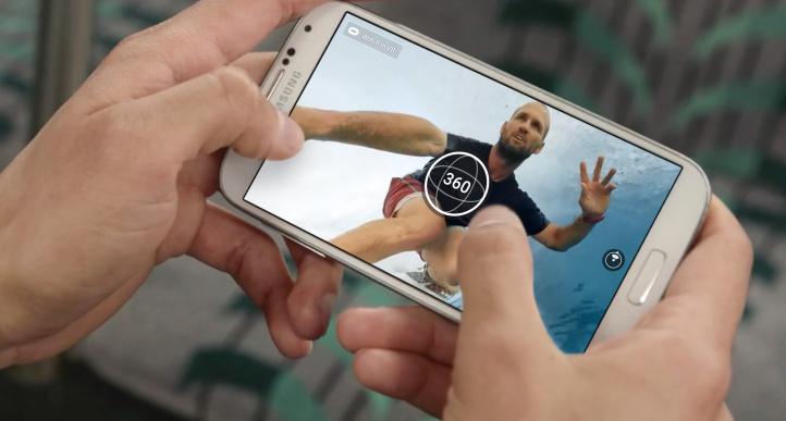 facebook 360 para móviles